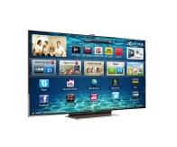 TV-uri interactive Samsung. Noua tehnologie introdusă de Samsung permite controlarea Smart TV-ul folosind mișcări și comenzi vocale simple. În plus, te bucuri de imagini cu mișcare rapidă și o claritate minunată datorită ratei de 800 Hz Clear Motion, iar multitudinea de aplicații îți oferă o nouă lume plină de divertisment.