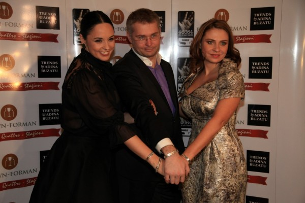Andreea Marin, Morten Reimers_Country Manager 46664 Bangles Romania, Adina Buzatu