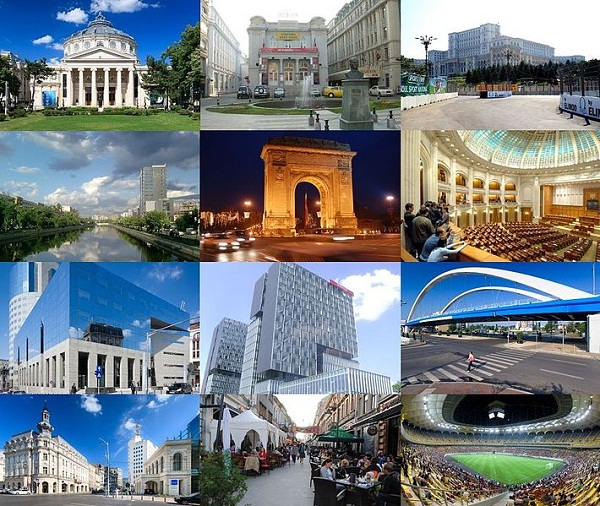 Bucharest_collage