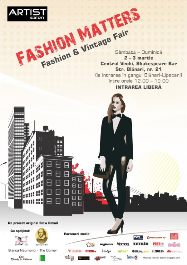 Fashion Matters – Fashion&Vintage Fair