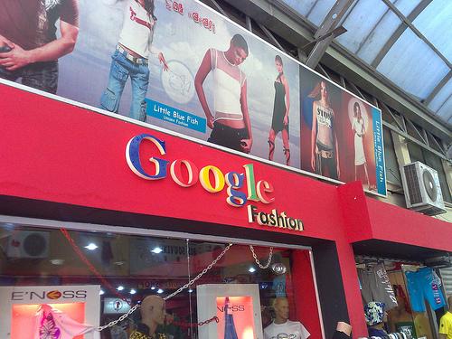 google fashion