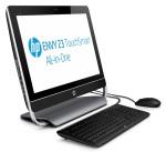 HP Envy23 TouchSmart AiO