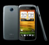 Modelul HTC One S este disponibil în două variante de culoare, negru ultra mat şi gradient, carcasa telefonului fiind de doar 7,8 mm. Liniile curbe contribuie la accentuarea design-ului Slim, fiind un telefon ideal pentru poşetele mici sau genţile plic.