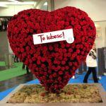 Buchet de flori de 6.200 de euro, cadoul perfect de Valentine's Day?