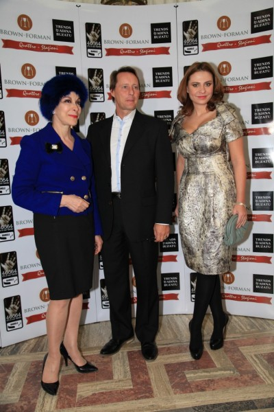 Printesa Lia a Romaniei, Robert Coutts, Adina Buzatu