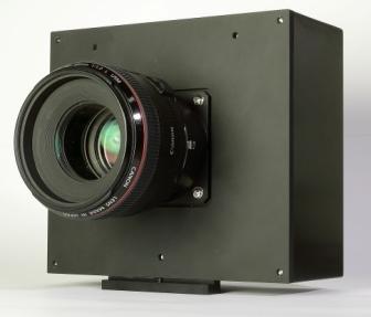 Camera prototip ce incorporeaza noul senzor full-frame de 35mm