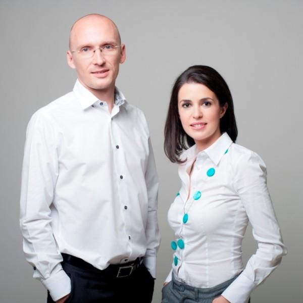 Adriana si Stefan Liute
