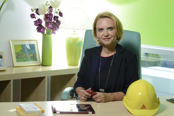 Ileana Nicolae, Director General Sika Romania
