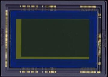 Senzor CMOS full-frame de 35mm pentru camerele video