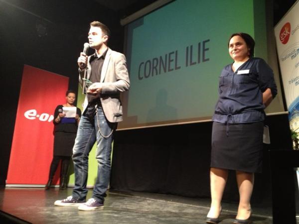 csr media awards 2013