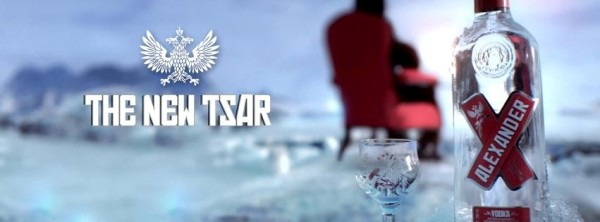 ALEXANDER VODKA_NEW TSAR