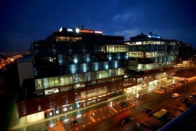 city business centre
